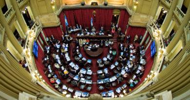 La despenalización de la interrupción voluntaria del embarazo da sus primeros pasos en el Senado
