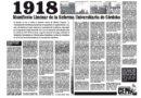 A cien años de la Reforma Universitaria