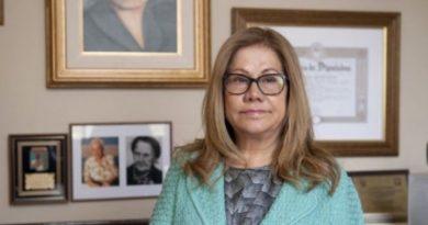 """Graciela Camaño: """"Este gobierno se quedó sin política económica"""""""
