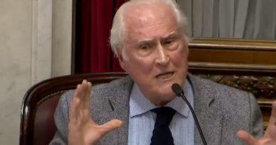 """Pino Solanas: """"Hay que construir un grandísimo frente sin restricciones"""""""