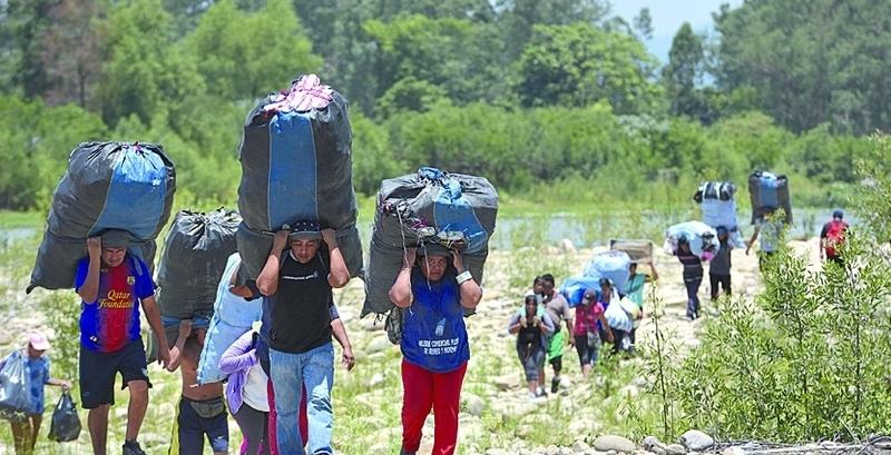 """Salta: Nuevo """"microemprendimiento"""" ilícito en las rutas nacionales"""