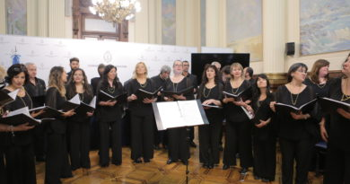 El Ensamble Vocal Nubia presenta «Sure on this shining night» de Samuel Barber