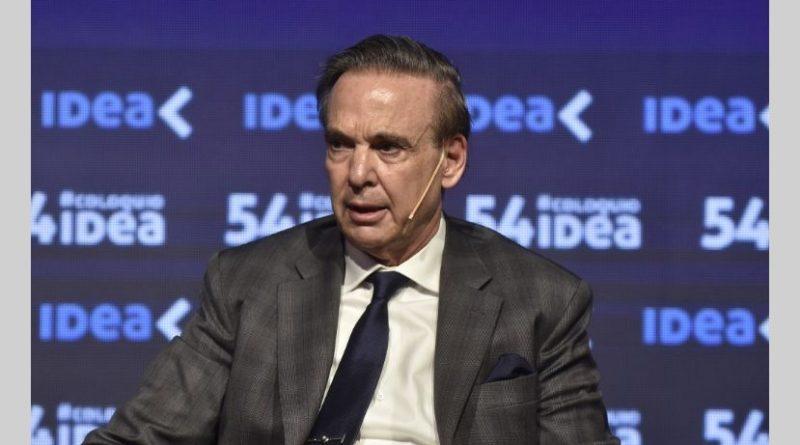 MDQ: Pichetto cuestionó el aumento de Bienes Personales