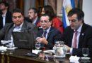 Sica defendió el Presupuesto 2019 en el Senado