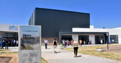 Cba: Mestre inauguró el cuarto Parque Educativo