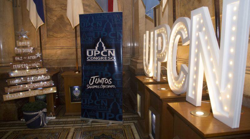 UPCN-Congreso realiza su brindis de fin de año