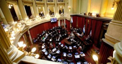 Capitales alternas: pasó a la firma el dictamen del proyecto del Ejecutivo