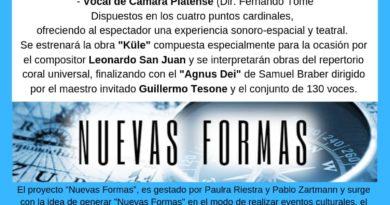 Agnus Dei de Samuel Barber interpretado por Proyecto Nuevas Formas
