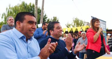 Fernando Gaitán, pre candidato a concejal de Juntos por el Cambio, San Vincente