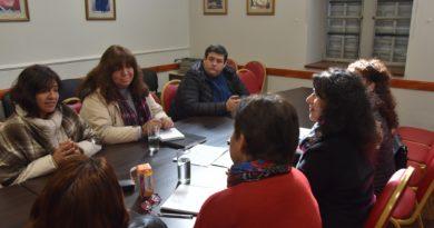 Jujuy: La  comisión de salud recibió inquietudes del Colegio de kinesiologos y fisioterapeutas de la provincia