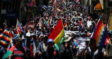 Caso Bolivia: La Iglesia, la ONU y la Unión Europea intentan una mediación