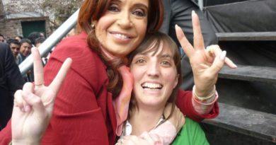 María Luz Alonso fue designada como Secretaria Administrativa del Senado de la Nación