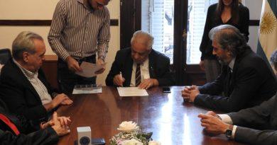 El Círculo de Legisladores de la Nación firma convenio con la Universidad de Buenos Aires