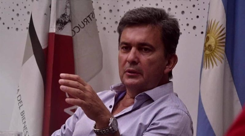 Senador Victor Zimmermann «necesitamos hidrovía para desarrollar el norte argentino»