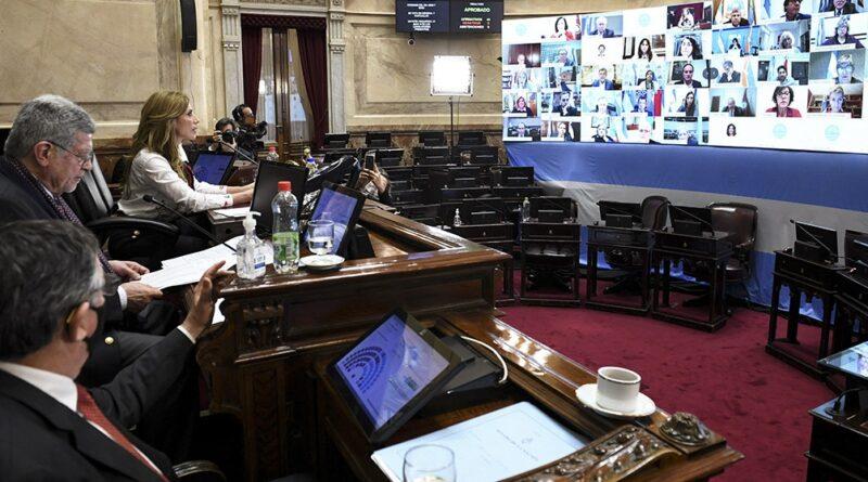 El Senado pondrá en marcha del debate en comisión el proyecto de Aporte Solidario de Grandes Fortunas