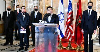 Rabat finaliza un año exitoso en política internacional con la llegada del primer vuelo comercial directo entre Israel y Marruecos