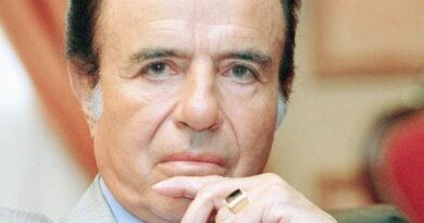 Carlos Menem y la economía